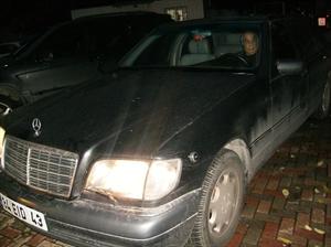 Resim mercedes s500 1991 kme
