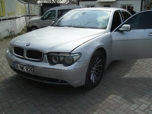 Resim BMW 745 Lİ 2005 ROMANO MONTAJI